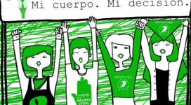 Yo voto por el aborto legal